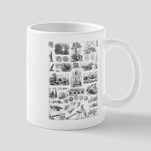 logging II Mugs