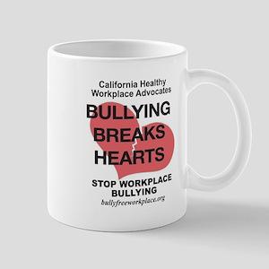 Bullying Breaks Hearts Mugs