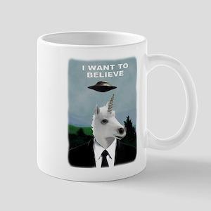 UFOs and Unicorns Mugs