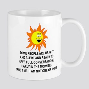 COFFEE - SOME PEOPLE ARE BRIGHT AND ALE Mug