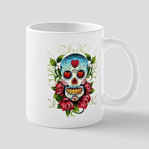 SugarSkull1 Mugs