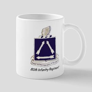 Mug w/ 180th Crest