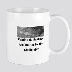 Challenge Saying Mugs