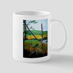 Binghamton University Nature Preserve Mug