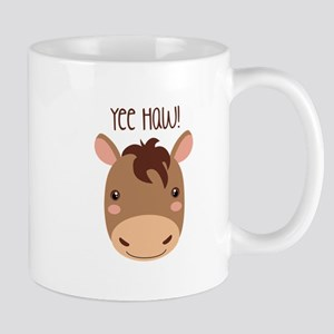 Yee Haw! Mugs