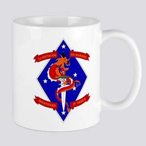 1st Battalion - 4th Marines Mug