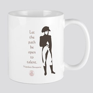 Let the path be open to talent Mug