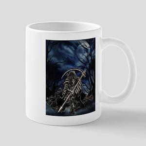 GRIM REAPER AT NIGHT Mug