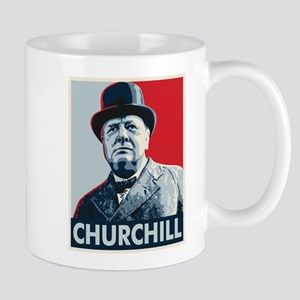 Winston Churchill Mugs