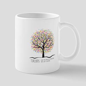 Teacher appreciation quote Mugs