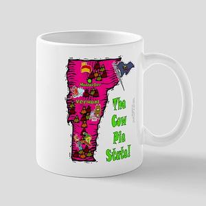 VT-Cow Pie! Mug