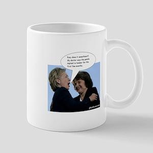 Hillary Clinton Has Penis Mugs