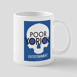 Poor Yorick Entertainment Mug