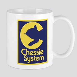 Chessie System Mugs