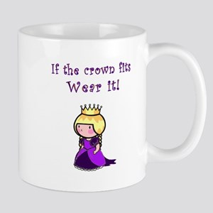 Crowned Princess Mug