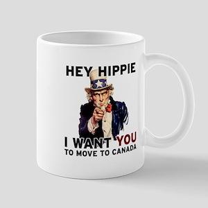 Hey Hippie Mug