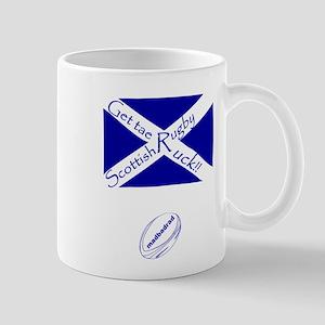 Rugby Get tae Ruck Mug