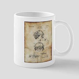 1940 Welders Goggles - Patent Mugs