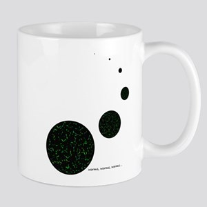 worms plates mug