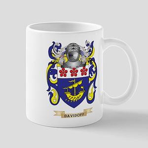 Davidoff Coat of Arms Mug