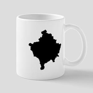Kosovo Map Mug