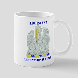 DUI-LOUISIANA ANG WITH TEXT Mug