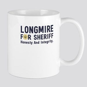 Longmire for Sheriff Mugs
