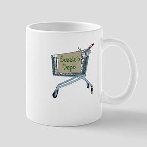 Bubble's Depo Cart Mugs