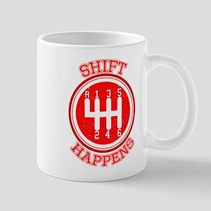 Shift Happens - Car Lover Mugs