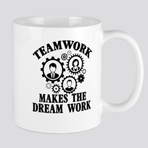 Teamwork Mugs