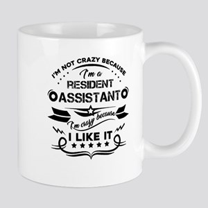 Resident Assistant Mugs