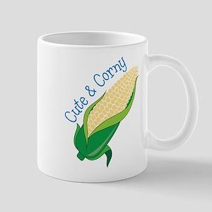 Cute And Corny Mug