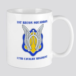 DUI - 1st Recon Sqdrn - 17th Cavalry Regt with Tex