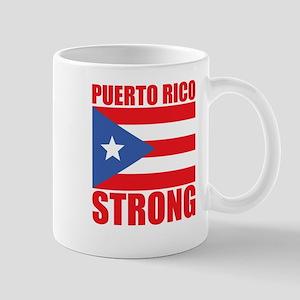 puerto rico strong Mugs