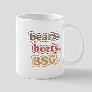 bears. beets. BSG. Mug