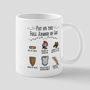 Armor of God Mugs