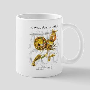 Mekonnen: Armor Of God- (Ceramic Mug)