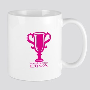 Worlds Greatest Diva Mugs