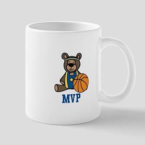 Teddy Bear MVP Mugs