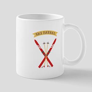 Ski Patrol Mugs