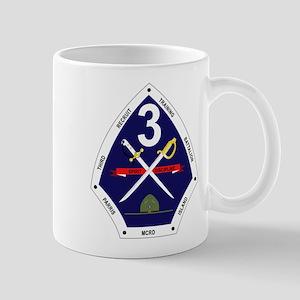Third Recruit Training Battalion Mug