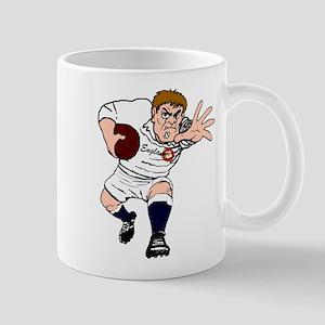 English Rugby Forward Mug