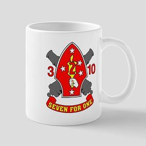3rd Bn 10th Marines Mug
