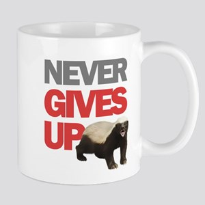 Honey Badger Don't Care Mug