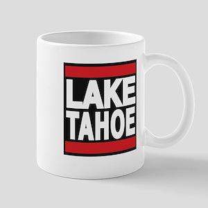 lake tahoe red Mug