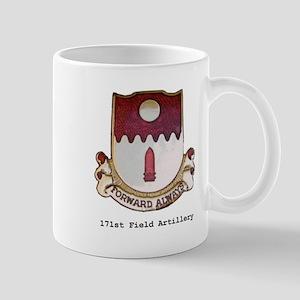 Mug w/ 171st Crest
