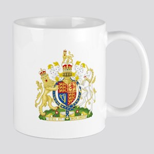 Royal Coat of Arms Mug