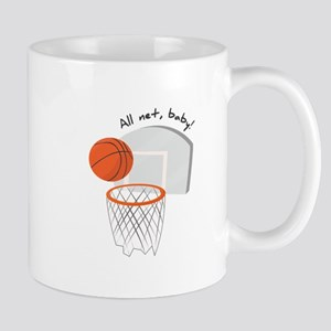 All Net,Baby! Mugs