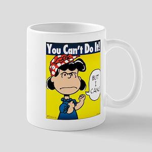 Lucy the Riveter Mug