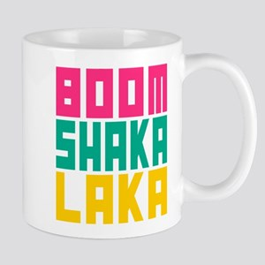 BOOMSHAKALAKA Stainless Steel Travel Mugs